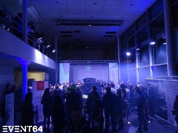 Презентация нового BMW X6 в Саратове.