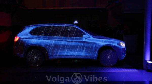 Презентация нового BMW X5 в Саратове
