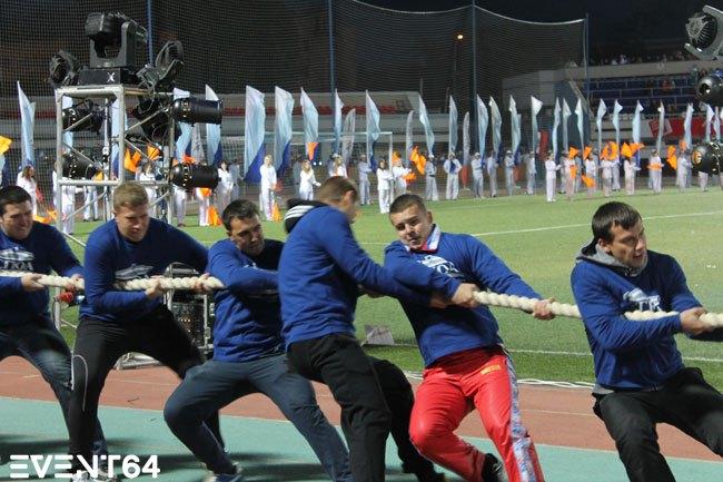 Посвящение в студенты 2014, Саратов